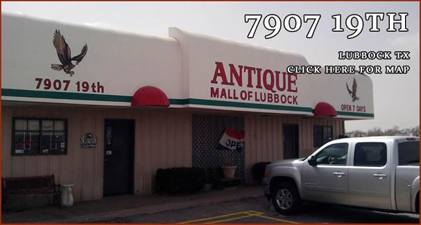 Antique Mall Of Lubbock Lubbock Antiques Antique Store